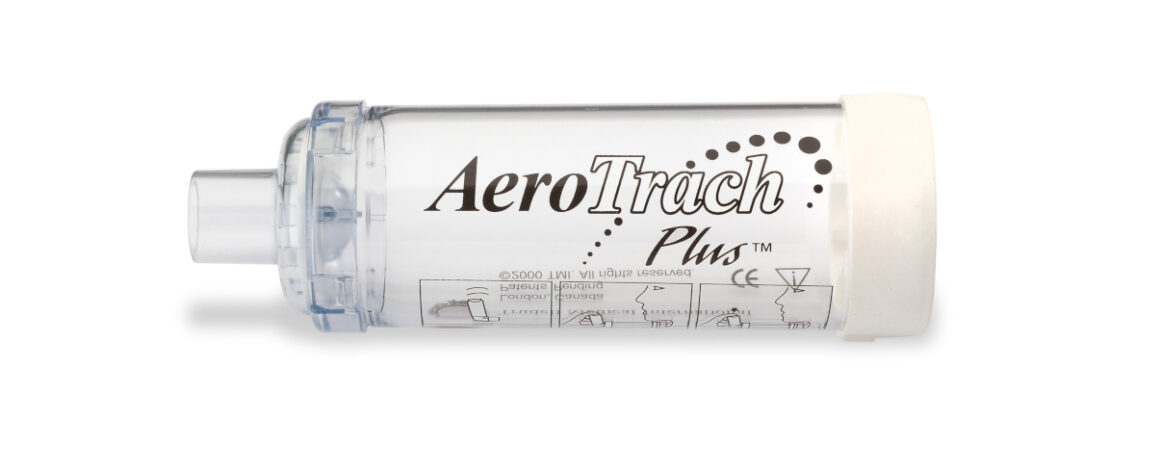 AeroChamber AeroTrach Produktabbildung