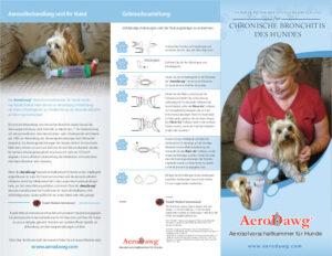 Broschüre: AeroDawg