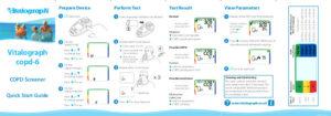Quick Start Guide - Vitalograph copd6