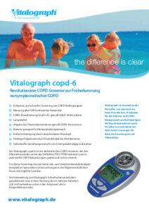 Broschüre: Vitalograph copd-6 Screener