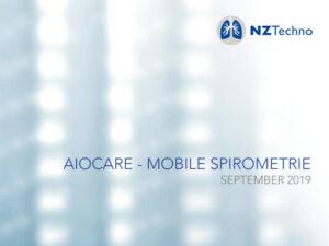 AioCare Präsentation Cover Bild