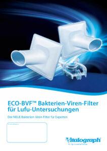 Vitalograph ECO Bakterien-Viren-Filter